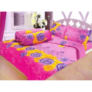 bedcover set murah