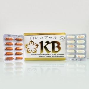 KYUSOKU BIHAKU, Best Seller Supplemen Pemutih Tubuh Dari Jepang. 100% ORIGINAL