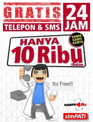 Jual Paket Nelpon Sms Sepuasnya Telkomsel Kartu Halo As Simpati Loop Quanti Kota Surabaya May Favorite Tokopedia