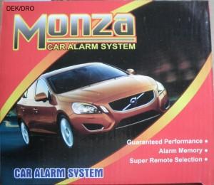 Alarm Mobil / Car Alarm merk Monza