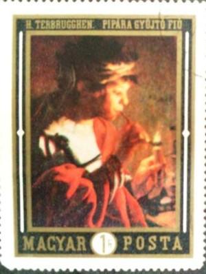 Terbrugghen Magyar posta 1976