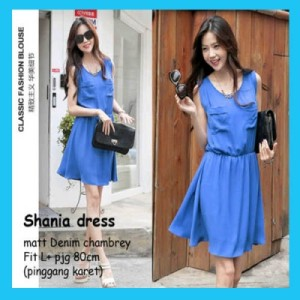 Shannia dress