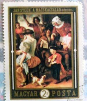 Jansteen Magyar Posta 1976