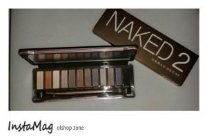 Naked 2 Decay Eyeshadow Palete