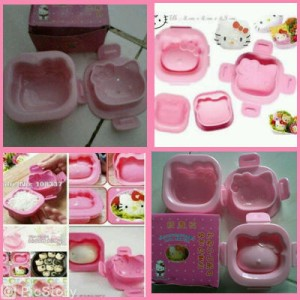 Rice egg mold Hello Kitty