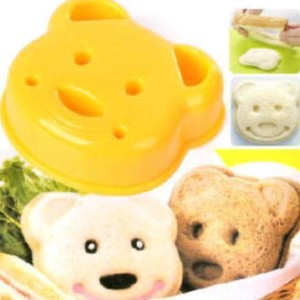Sandwich mold Bear - Cetakan roti Beruang