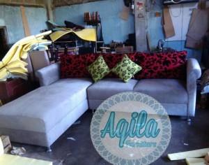 sofa L santai AF011