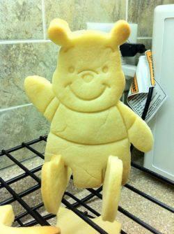 Big Cutter Cookie Winnie the Pooh - Cetakan cookies