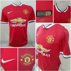 Manchester United Home Jersey 2014-2015