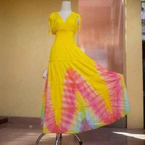 Dress Manohara serut pundak