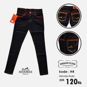 Celana Jeans Hermes Wanita (Kuda)