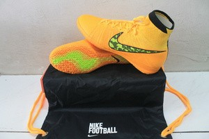 wholesale dealer cda35 28ef2 Sepatu Futsal Nike Original Elastico Superfly IC (641597-800)