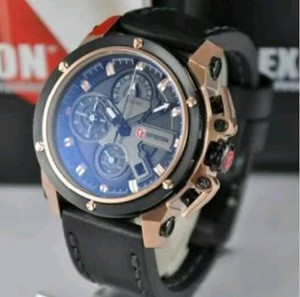 expedition 6603 black rose gold ori.