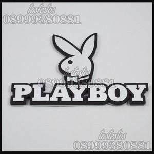 Emblem Playboy ABS