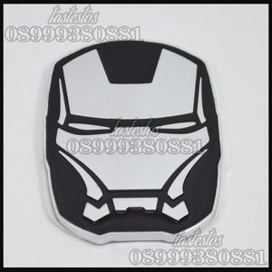 Emblem Iron Man Stainless