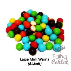 Lagie Mini Warna (Biskuit)