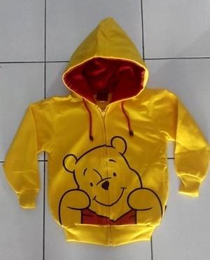 Jaket Anak Pooh