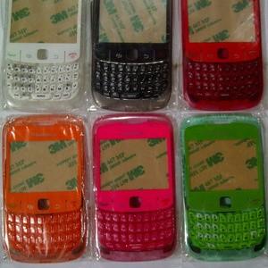 harga Casing Transparan Blackberry Gemini 8520 / 8530 Depan Belakang Tokopedia.com