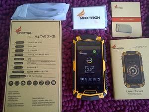 harga HP ANDROID OUTDOOR - Maxtron IP67-3 (ANTI AIR, TAHAN BANTING DAN DEBU) Tokopedia.com