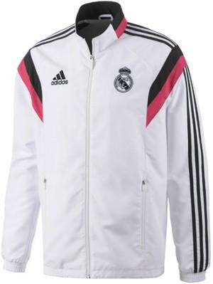 Jaket Real Madrid Putih 2014-2015