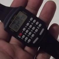 Jam Tangan Kalkulator Digital ( 8 Digit )