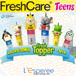 harga FRESHCARE TEEN with FRESH TOPPER Tokopedia.com