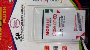 baterai cross E10/D1T