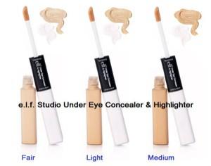Jual e.l.f. Studio Under Eye Concealer & Highlighter - Sheena ...
