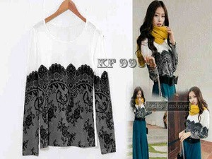 SALE !! atasan Korean Blouse cantik