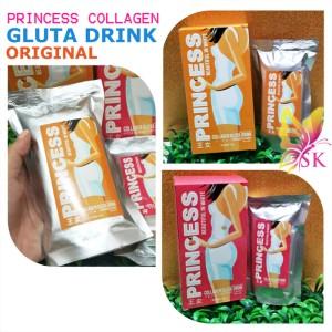 Princess Pure Collagen Whitening Gluta Drink