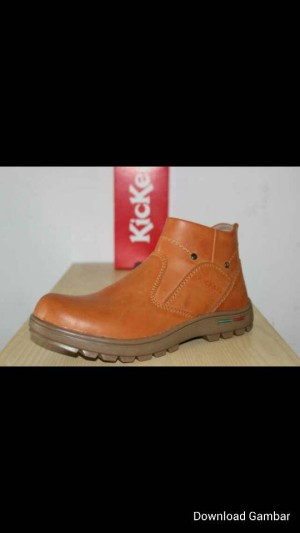 kickers boots resleting
