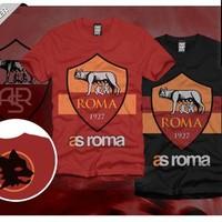 Kaos / tshirt klub bola AS Roma