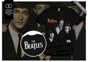 Kaos / tshirt Beatles