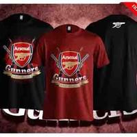 Kaos / tshirt klub bola Arsenal