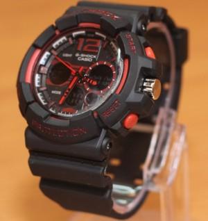 Jual Jam Tangan G-Shock D-3641 Black Red Kw Super - Emgus Watch ... 68c94d223d