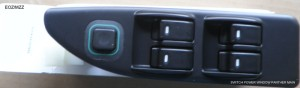 Switch Power Window Panther (Master)