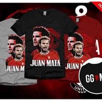 Kaos / tshirt Pemain Bola Juan Mata