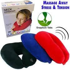 Neck Pillow Messager