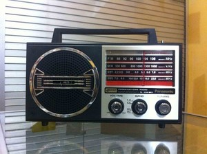 harga Panasonic Radio Model Jadoel Clasic Bahan Dari Kayu Tokopedia.com
