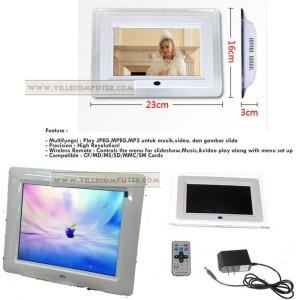 harga DIGITAL PHOTO FRAME 7 INCH HARGA MURAH Tokopedia.com