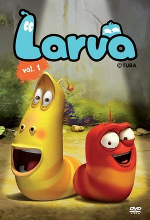 Jual Kartun Larva Gratis 2 Film Lain Mugiwara Otaku Shop Tokopedia