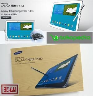 "Samsung Galaxy Note PRO | SM-P901 The 12.2"" 3G-KitKat PROgressive Way to Work"