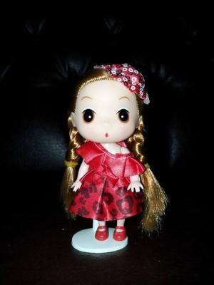 G.kunci&pajangan Ddung red dress