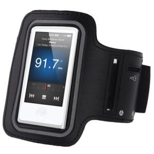 harga Sports Armband Case for iPod Nano 7 - 0520 - Black Tokopedia.com