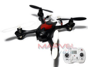 GYOSHO G-400 SIX AXIS GYRO 4.5 CHANNEL QUADCOPTER