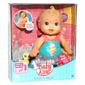 harga Baby Alive 1st For Me Splash and Giggle Ori Hasbro Tokopedia.com