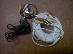 harga MINI KAMERA CCTV INFRARED PAKET LENGKAP BISA LANGSUNG KE TV Tokopedia.com