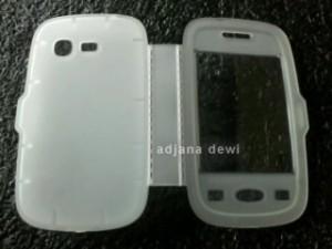 Silikon Flip Case Samsung Galaxy Pocket Neo S5310 / Pocket Neo Duos S5312 Bening