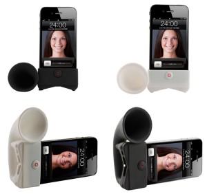 harga Speaker Horn Stand Iphone 5 Tokopedia.com
