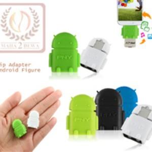 Micro USB On The Go (OTG) Android Figure Merk PNY